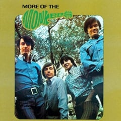 More Of The Monkees (1967) album cover