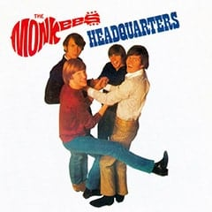 Headquarters (1967) album cover