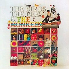 The Birds, The Bees & The Monkees (1968) album cover