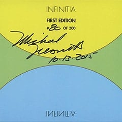 Infinitia - Infinitia / First Edition / #80 of 200 / Michael Nesmith / 10–13–2015