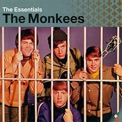 Micky Dolenz, Mike Nesmith, Peter Tork, Davy Jones - The Essentials / The Monkees