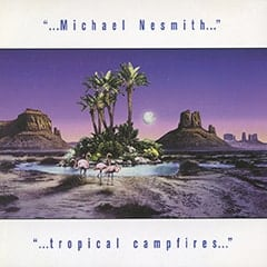 <cite>&hellip;tropical campfires&hellip;</cite> album cover