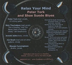 <cite>Relax Your Mind</cite> album cover inner sleeve
