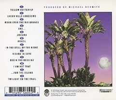 <cite>&hellip;tropical campfires&hellip;</cite> album back cover