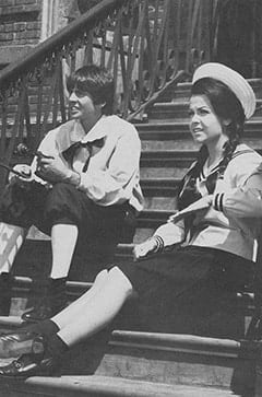 Davy Jones, Teresa (Annette Funicello)
