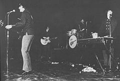 Davy Jones, Mike Nesmith, Micky Dolenz, Peter Tork