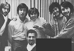 Peter Tork, Chip Douglas, Hank Cicalo, Davy Jones, Micky Dolenz, Mike Nesmith