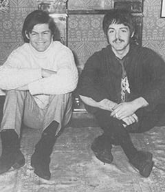 Micky Dolenz, Paul McCartney