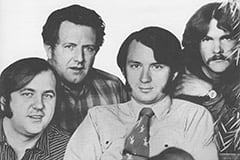 "John London, Orville ""Red"" Rhodes, Mike Nesmith, John Ware"