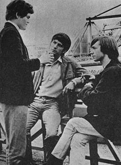 "Micky Dolenz, Mike Nesmith, Peter Tork - ""Here Come The Monkees (The Pilot)"""