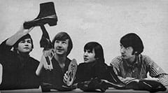 Micky Dolenz, Peter Tork, Davy Jones, Mike Nesmith