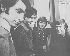 "Mike Nesmith, Micky Dolenz, Davy Jones, Peter Tork - ""Too Many Girls"""
