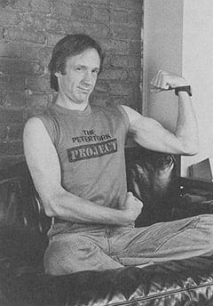 The Peter Tork Project sleeveless shirt