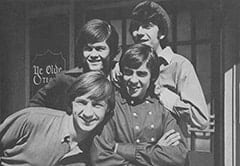 "Micky Dolenz, Mike Nesmith, Peter Tork, Davy Jones - ""Too Many Girls"""