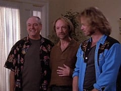 Ray (Keith Allison), Chris (Peter Tork), Scott (Michael Sullivan)