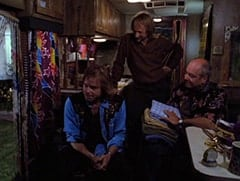 Scott (Michael Sullivan), Chris (Peter Tork), Ray (Keith Allison)