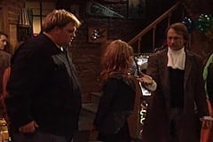 Frankie Stechino (Ethan Suplee), Topanga Lawrence (Danielle Fishel), Jedediah Lawrence (Peter Tork)