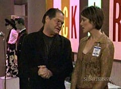 Mr. Metcalf (Micky Dolenz), Kate O'Brien (Christa Miller)