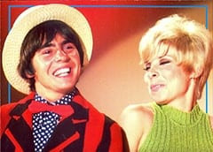 Davy Jones, Cuddly Toy Dancer (Anita Mann)