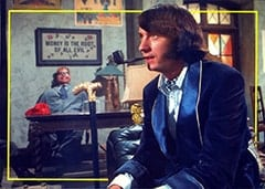 "Mr. Schneider, Mike Nesmith - ""Monkees Blow their Minds"""