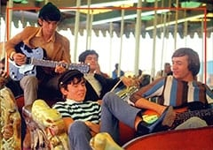"Mike Nesmith, Micky Dolenz, Davy Jones, Peter Tork - ""Here Come The Monkees (The Pilot)"""