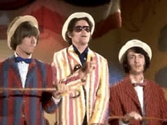 Peter Tork, Micky Dolenz, Mike Nesmith