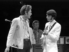 Bert Schneider, Mike Nesmith