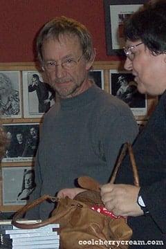 Peter Tork - Caffè Lena, Saratoga Springs, NY - February 7, 2004