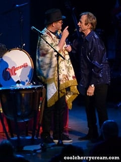 Micky Dolenz and Peter Tork - Lakewood Civic Auditorium, Cleveland, OH - November 17, 2012