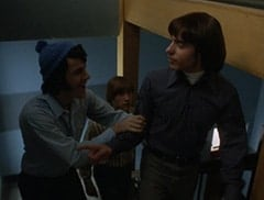 Mike Nesmith (Jeff Geddis), Peter Tork (L.B. Fisher), Davy Jones (George Stanchev)