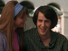Phyllis Nesmith (Polly Shannon), Mike Nesmith (Jeff Geddis)