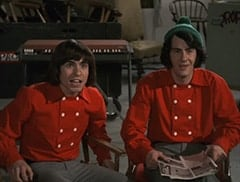 Davy Jones (George Stanchev), Mike Nesmith (Jeff Geddis)