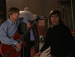 Peter Tork (L.B. Fisher), Davy Jones (George Stanchev)