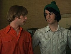 Peter Tork (L.B. Fisher), Mike Nesmith (Jeff Geddis)