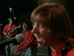 Mike Nesmith (Jeff Geddis), Davy Jones (George Stanchev), Peter Tork (L.B. Fisher)