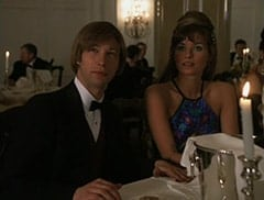 Peter Tork (L.B. Fisher), Phyllis Nesmith (Polly Shannon)