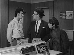 Mike Nesmith, Record Buyer (Dick Wilson), Davy Jones