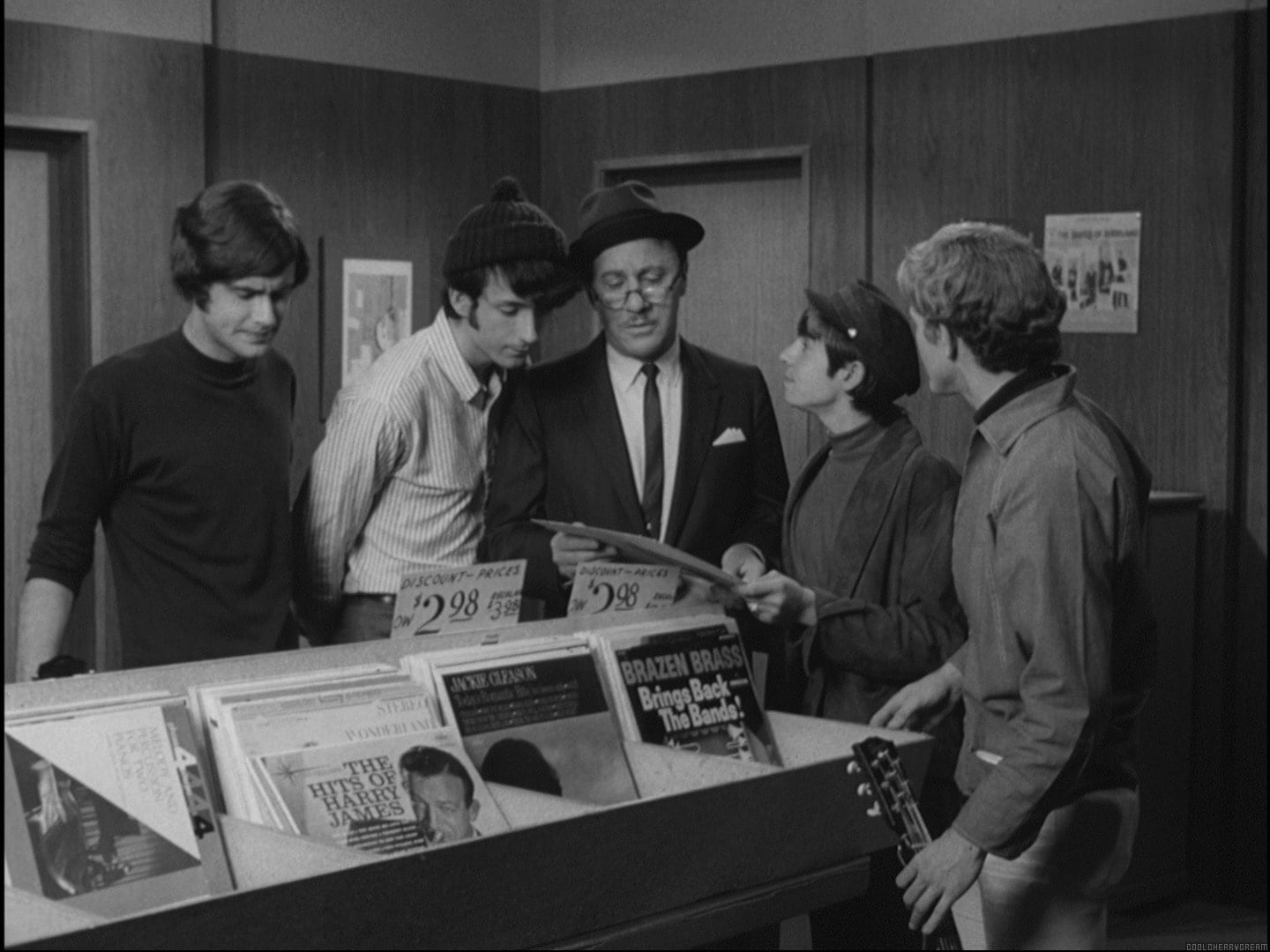 Dick Wilson Pictures | People | Sunshine Factory | Monkees Fan Site