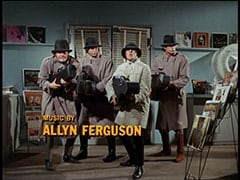 Micky Dolenz, Peter Tork, Davy Jones, Mike Nesmith - Music by Allyn Ferguson