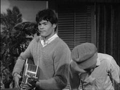 Micky Dolenz, Auditioner with Hat