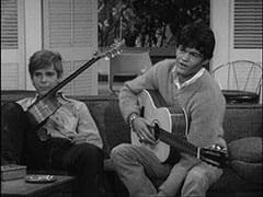 Auditioner with Guitar, Micky Dolenz