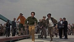 Peter Tork, Davy Jones, Mayor Feedback (Charles Irving), California Highway Patrol Cop (?), Mike Nesmith
