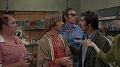 Mr. and Mrs. Ace (T.C. Jones), Peter Tork, Bob Rafelson, Jon Andersen