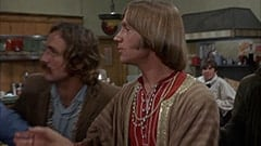 Dennis Hopper, Peter Tork, Davy Jones