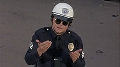 Officer Faye Lapid (Logan Ramsey)