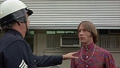 Officer Faye Lapid (Logan Ramsey), Peter Tork