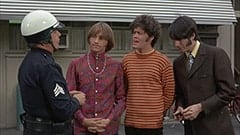 Officer Faye Lapid (Logan Ramsey), Peter Tork, Micky Dolenz, Mike Nesmith