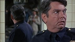 The Big Victor (Victor Mature), Officer Faye Lapid (Logan Ramsey)