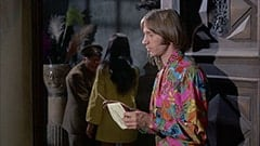Heraldic Messenger (Percy Helton), Chained Girl (?), Peter Tork