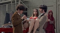 Micky Dolenz, The Jumper (June Fairchild), Mike Nesmith, Ric Klein